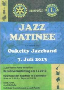 Jazz-Matine